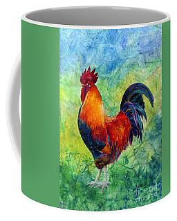 Rooster 2 Coffee Mug
