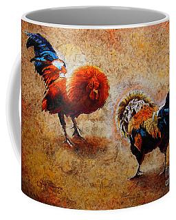 R O O S T E R S  .  S C E N E Coffee Mug