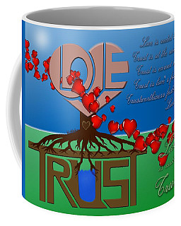 Rooted In Trust Coffee Mug
