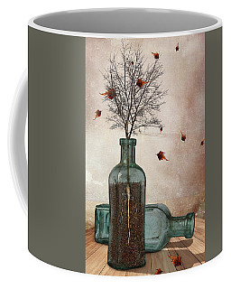 Rooted Coffee Mug by Mihaela Pater