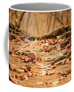 Roots Along The Path Coffee Mug
