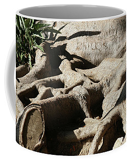 Roots And Graffiti Coffee Mug