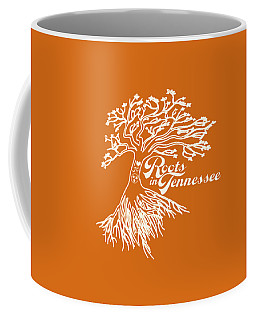 Roots In Tennessee Coffee Mug by Heather Applegate