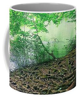 Roots On The River Coffee Mug