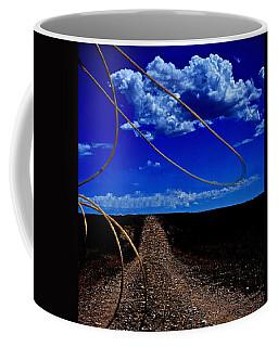 Rope The Road Ahead Coffee Mug