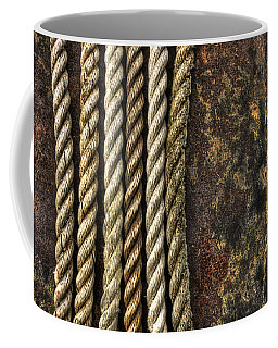 Rust Coffee Mugs