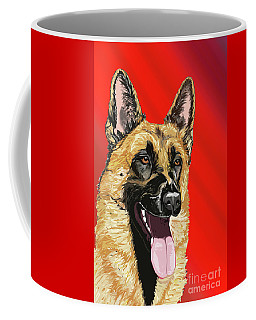 Rorie The Red King Coffee Mug