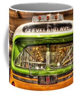 Rosa Parks Bus Dearborn Mi Coffee Mug