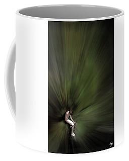 Coffee Mug featuring the photograph Roscoe by Wayne King