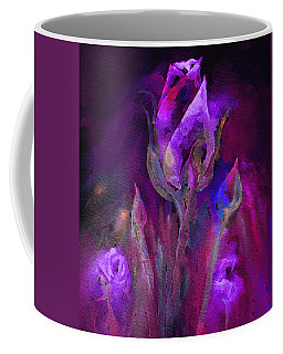 Rose Abstract Coffee Mug