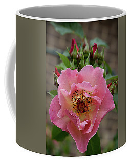 Rose And Buds Coffee Mug