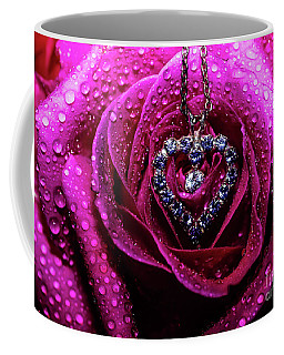 Rose And Hart Coffee Mug