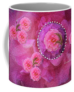 Rose Art A Rose Is Given With Love Coffee Mug