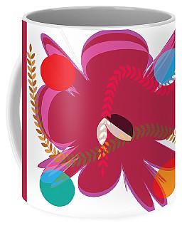 Rose Bud Coffee Mug