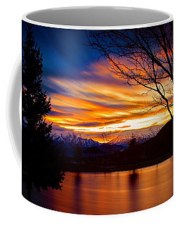 Rose Canyon Dawning Coffee Mug by Paul Marto