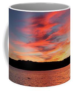 Rose Coloured Skies Coffee Mug