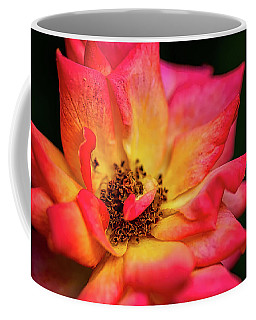 Rose Corolla Coffee Mug