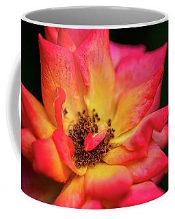 Rose Corolla Coffee Mug