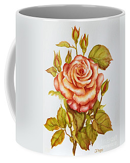 Rose For My Mom Coffee Mug