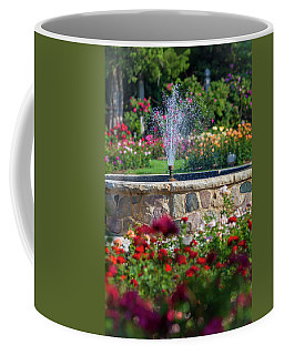 Rose Fountain Coffee Mug