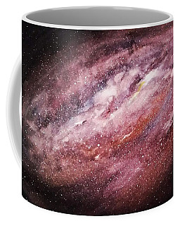 Rose Galaxy Coffee Mug