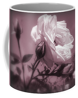 Rose In Rose Coffee Mug by Susan Lafleur