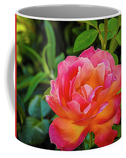 Rose In The Evening Coffee Mug