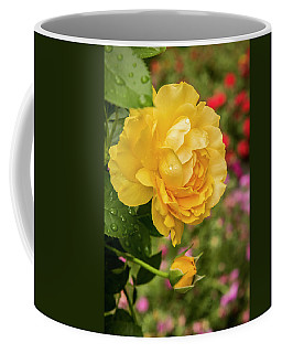 Rose, Julia Child Coffee Mug