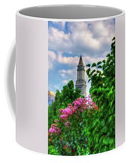Rose Kennedy Greenway And Marriott Custom House - Boston Coffee Mug