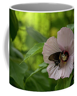 Rose Mallow Coffee Mug
