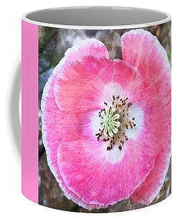 Rose Marble Coffee Mug