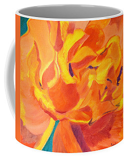 Heart Of A Rose Coffee Mug