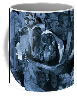 Rose No 1 Coffee Mug by David Bridburg