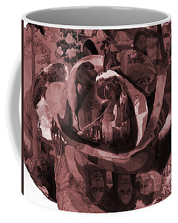 Rose No 2 Coffee Mug by David Bridburg