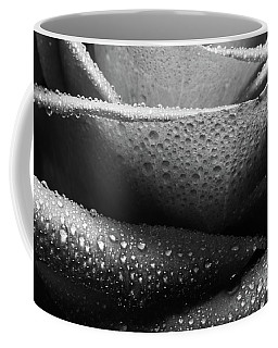 Rose Of Lines And Rain Coffee Mug