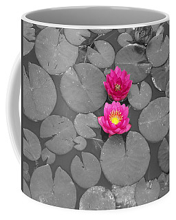 Rose Of The Water Coffee Mug