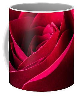 Rose Of Velvet Coffee Mug