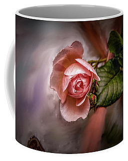 Rose On Paint #g5 Coffee Mug