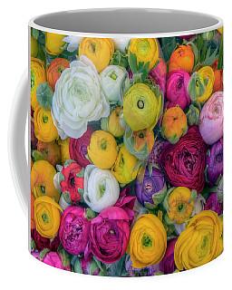 Rose Petals Coffee Mug