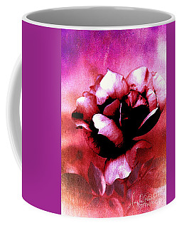 Rose Rose  Copyright Mary Lee Parker  Coffee Mug by MaryLee Parker