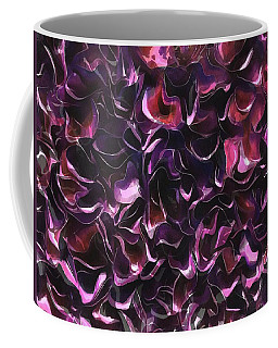 Coffee Mug featuring the painting Rose Water by Tracey Harrington-Simpson