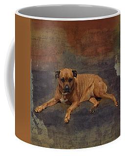 Rosebud In Space Coffee Mug