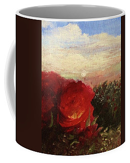 Rosebush Coffee Mug