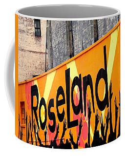 Roseland Ballroom In Nyc Coffee Mug