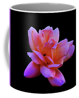 Coffee Mug featuring the photograph Roseline by Mark Blauhoefer