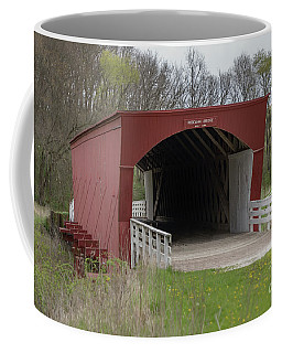 Roseman Covered Bridge - Madison County - Iowa Coffee Mug