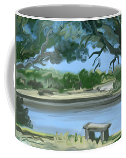 Rosemary Lake Coffee Mug