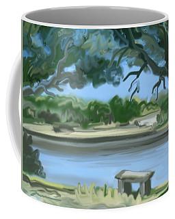 Rosemary Lake Coffee Mug
