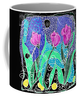 Roses And Lemons Coffee Mug