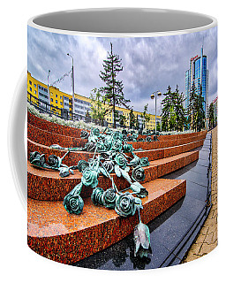 Roses For The Nyamiha Stampede Coffee Mug